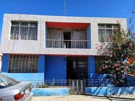 Remato casa en buena zona de Socabaya por salud