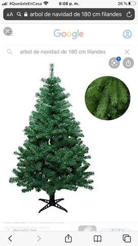 Vendo hermoso árbol Navideño