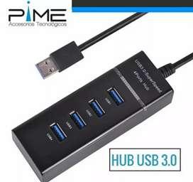 Hub de 4 puertos USB 3.0