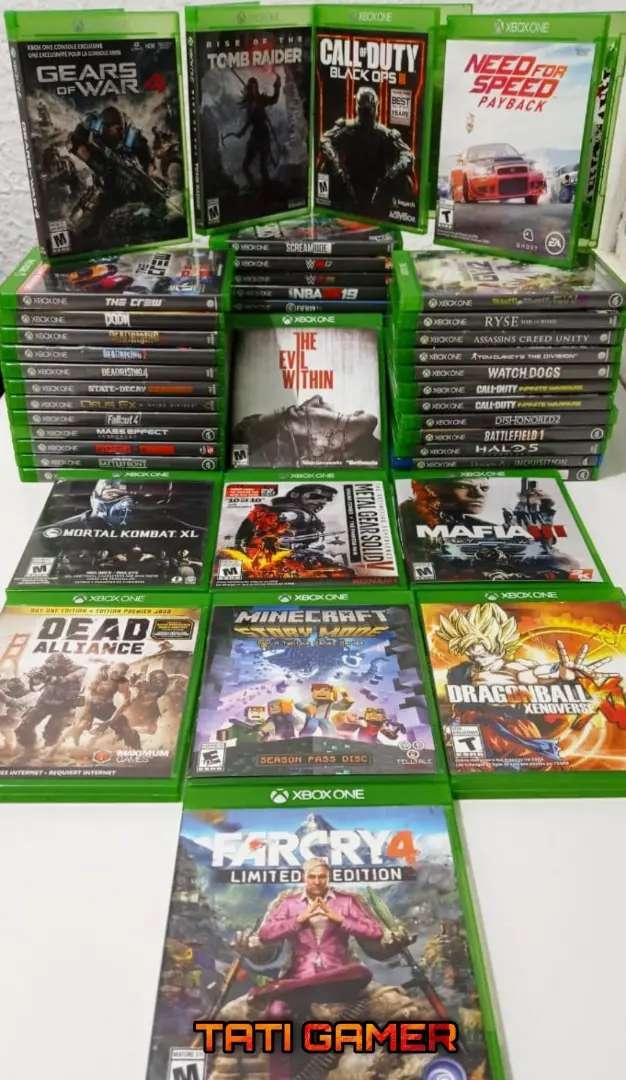 Juegos Xbox One 0