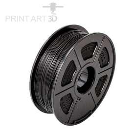 Filamento PLA importado premium 1.75 mm 1 kilogramo Negro