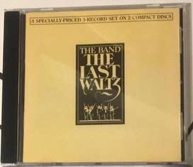 The Band The Last Waltz 2Cds Importado