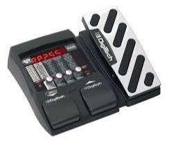 Procesador de Guitarra RP-255 Digitech