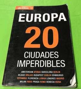 Europa / 20 Ciudades Imperdibles