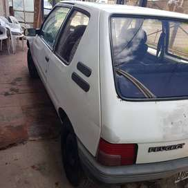 Vendo Peugeot 205 junior modelo 96