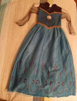 Disfraz de Elsa talle 2