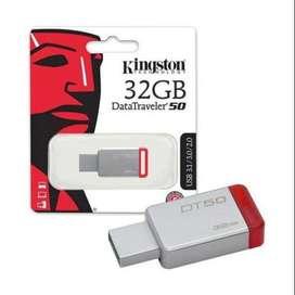 Memoria USB Kingston 32GB Datatraveler DT50/3.0 Flash Drive