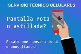 REPARACIÓN DE CELULAR y servicio técnico.