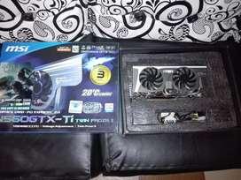 Vendo GTX 560 ti twin forzr ll