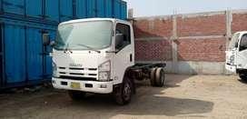 Camión de 4ton Isuzu