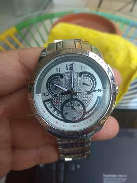 Reloj swatch retrógrado
