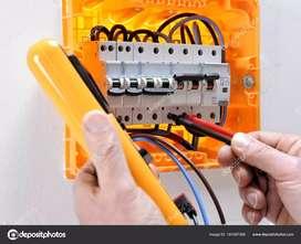 Servicio técnico electricista residencial - comercial