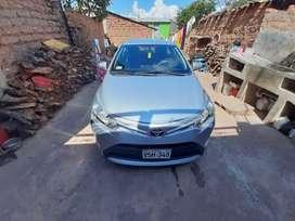 Se vende Toyota yaris envidia por ocasión de uso familiar bien conservado