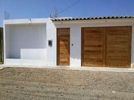 Hermosa casa en Punta Sal