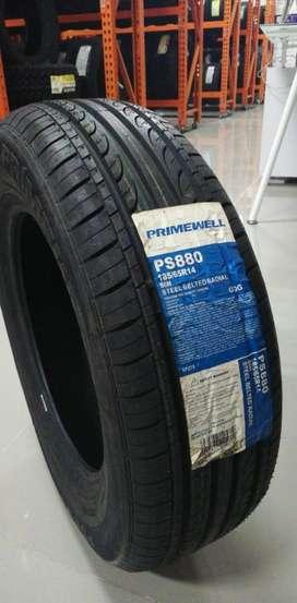 Llanta 185/65R14 86 H  PRIMEWELL PS880