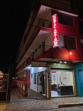 Se vende hostal en Baños de Agua Santa