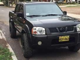 Camioneta Nissan Frontier 4 x 4