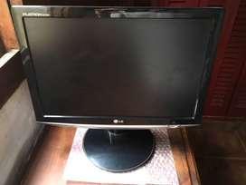 Monitor LCD Lg W1752s