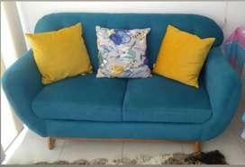 Vendo somier, colchón y mueble sala