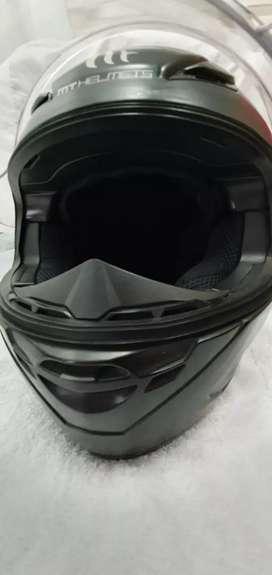 Casco MT Helmets Negro mate