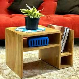 Hermosa mesa doble función NUEVA
