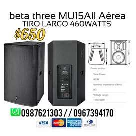 Beta Three MU15All aérea