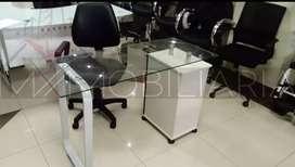 Mesa Escritorio de Oficina Spa Optica