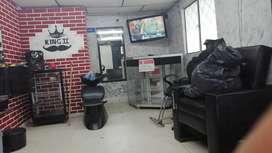 Vendo elemento de barberia