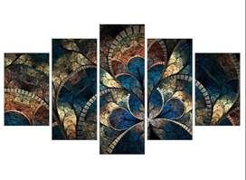 Hermosos cuadros decorativos abstractos
