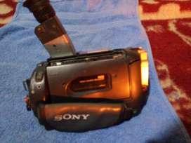 Filmadora Sony Handycam 220