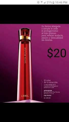 Perfume Rougue lbel