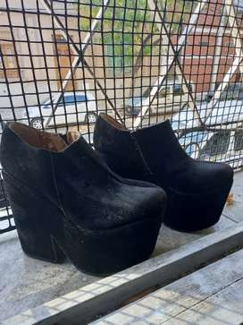 Zapatos d mujer num 35.36