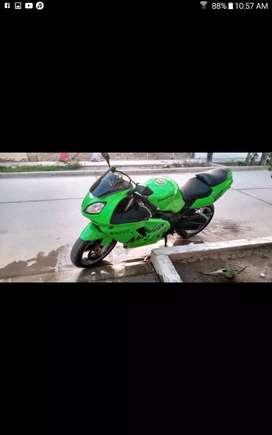 Kawasaki zx 900 ninja