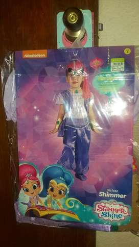 Disfraz Shimmer Nickelodeon