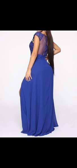 Vestido Dama Elegante Talla L-M