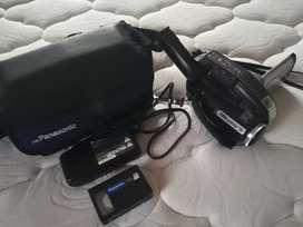 Vendo video cámara Panasonic