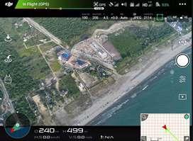 Alquiler de Drone DJI 4k