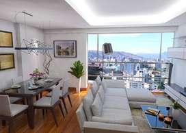 A/ Av. Atahualpa. Arriendo departamento de 3 dormitorios. 100 m².