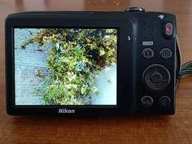 Cámara Nikon Coolpix S 3300