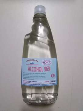 Alcohol 96% 750 ml