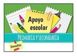 Clases particulares. Matemáticas, inglés y lengua. Primaria y secundaria.