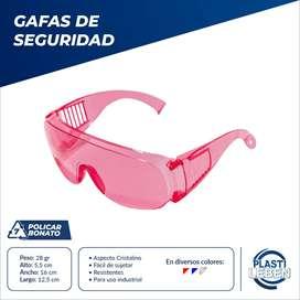 Gafas De Protección, Seguridad Industrial