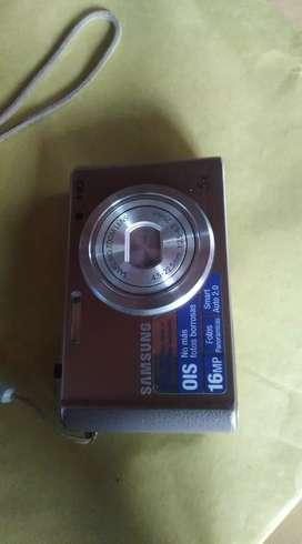 Cámara Samsung HD