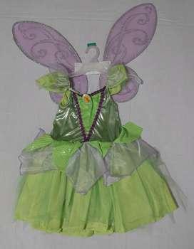 Traje de Tinker Bell