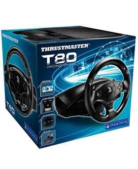 Ps4 Volante Thrustmaster T80 Timon