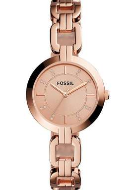 Reloj fossil original mujer