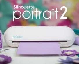 Silhouette Portrait 2