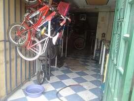 Se vende Bicicleteria