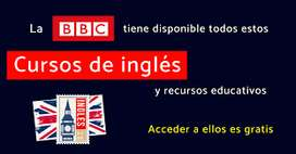 Clases On.Line o Presenciales Ingles
