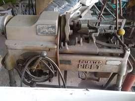 Roscadoras de tubo piset